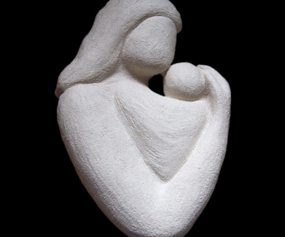 Mother and Child by Jane Osmond